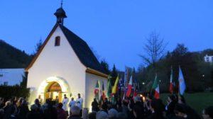 Schoenstatt Original Shrine