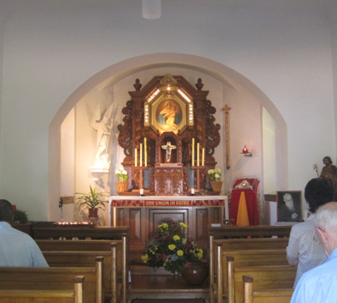 Schoenstatt Shrine at Constantia