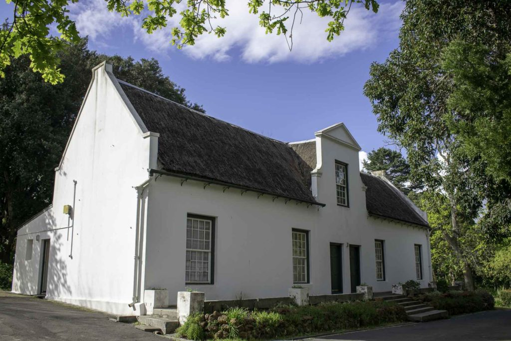 Farmhouse at Constantia