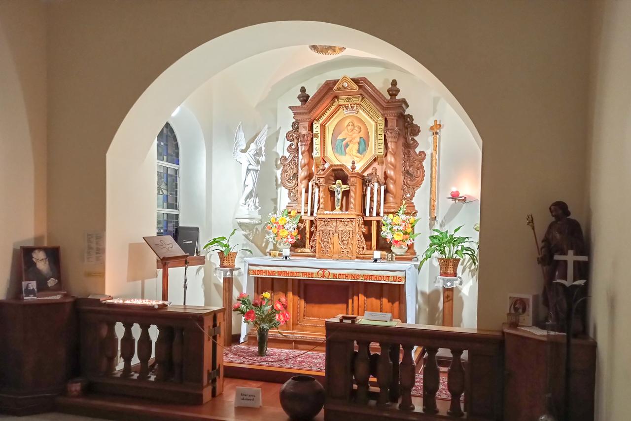 Constantia Shrine